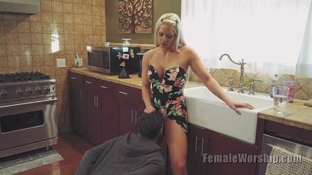 Female dominant wife and husband