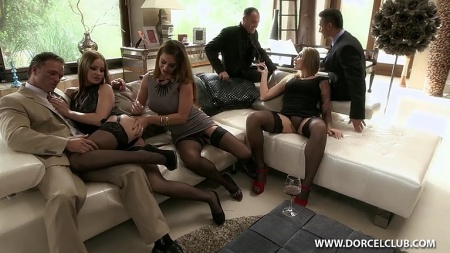 Sex party videos orgy at home