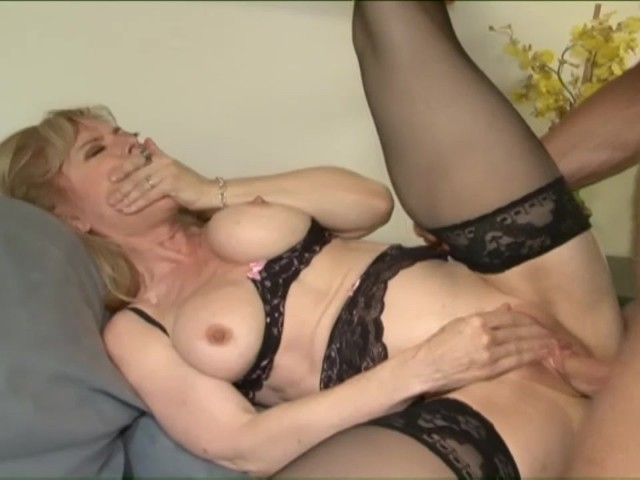 Mature Mom Son Creampie