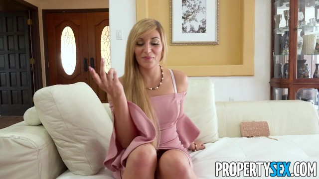 Glamour real estate agent agrees to fuck » Free best porn