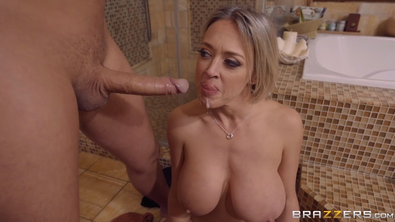 4 unsatisfield the stepmom milf handjob that would without