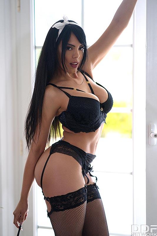 Dickbusiges Girl Katrina Moreno beim Ficktreffen